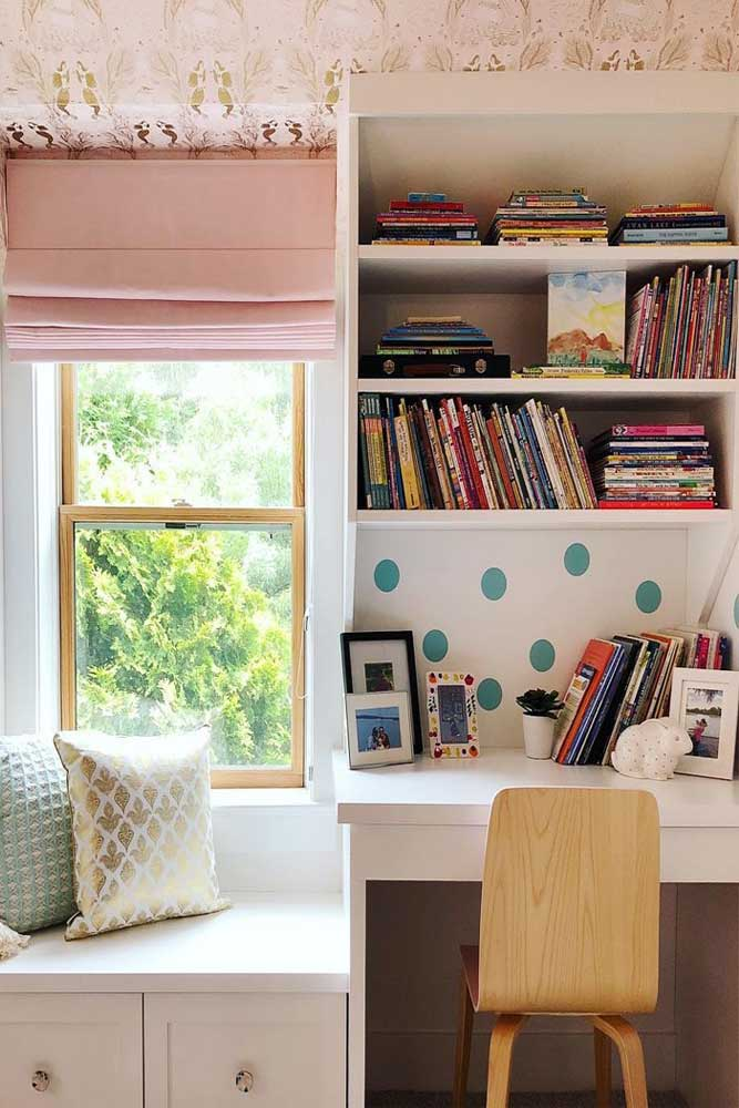 Rest And Study Space Organization #smallstudyspace #restspace