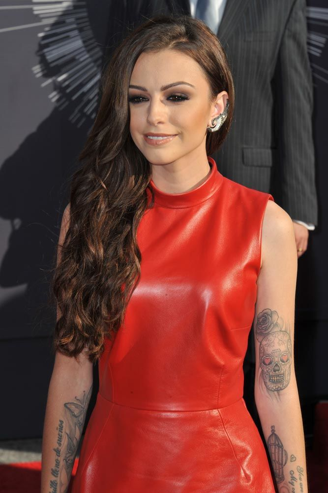 Cher Lloyd #celebrity #celebritytattoo #cherlloyd