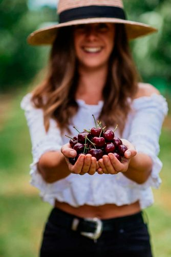 Black Cherries  Improve The Immune System #beautytips #healthandbeauty