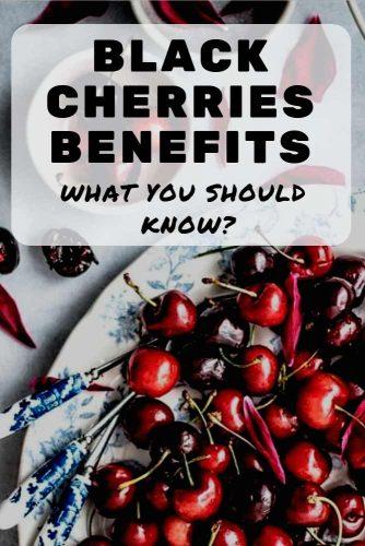 What Are Black Cherries? #beautytips #healthandbeauty