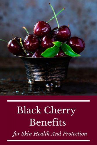 Black Cherries Benefits For Skin #beautytips #healthandbeauty