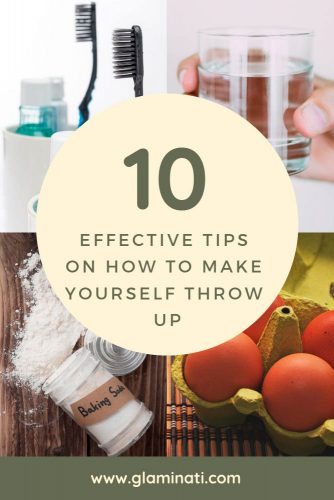 Simple Ways How To Make Yourself Throw Up #life #health #usefultips