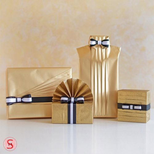 Japanese Wrapping Ideas For Him #japanesewrapping #bow