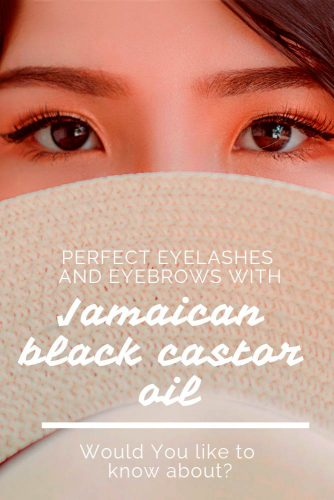 Promotes Thicker Eyelashes And Eyebrows #beautytips #healthy #beauty