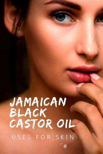 Jamaican Black Castor Oil Uses For Skin #beautytips #healthy #beauty