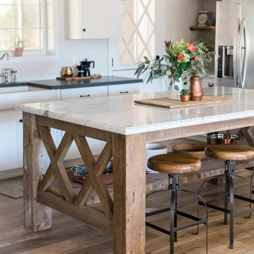 Kitchen Island Basic And Practical Ways To Introduce It Into Your Kitchen