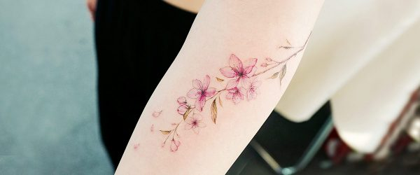 21 Flower Tattoos Designs And Meanings For Your Inspo