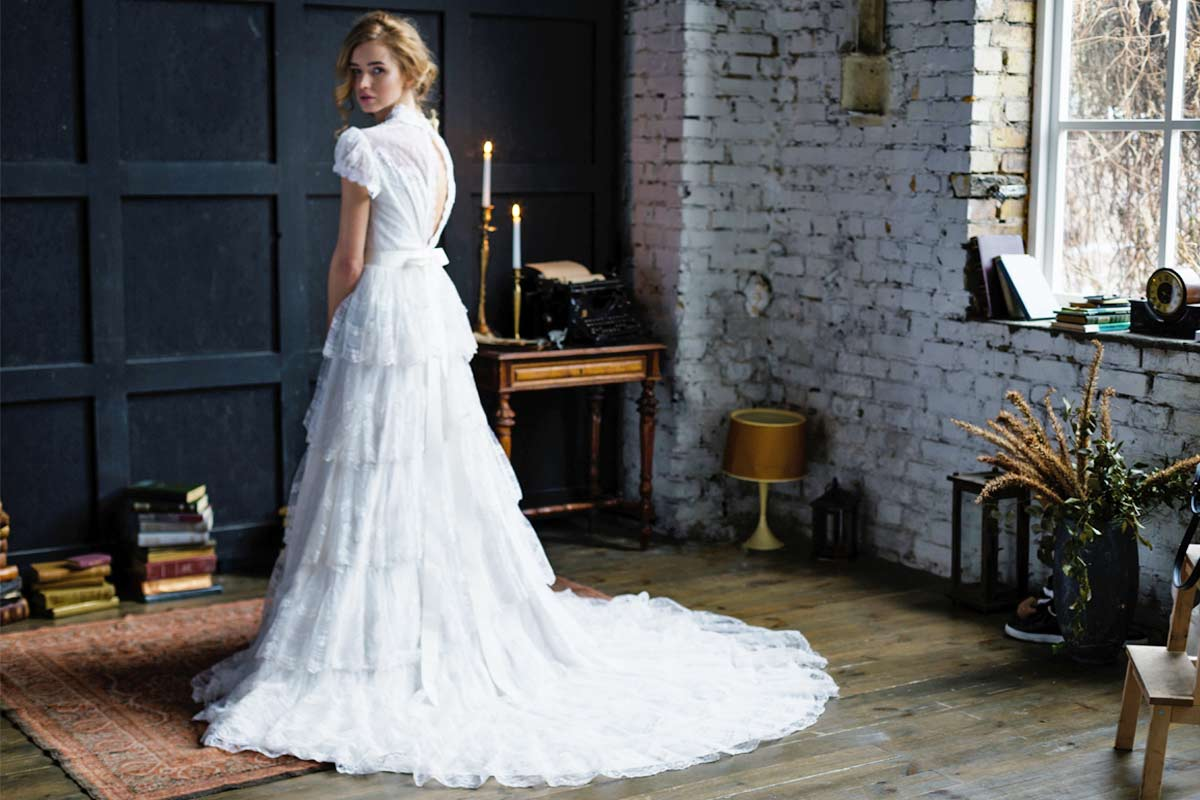 30 Fabulous And Unique Vintage Wedding Dresses To Fit Any Taste,Middle Aged Wedding Reception Plus Size Wedding Guest Dresses