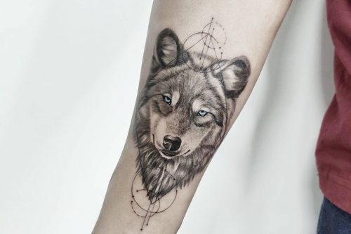 Inspiring Wolf Tattoo Ideas For Your Skin