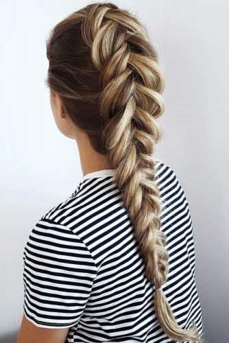 Dutch Braid #braids #longhair
