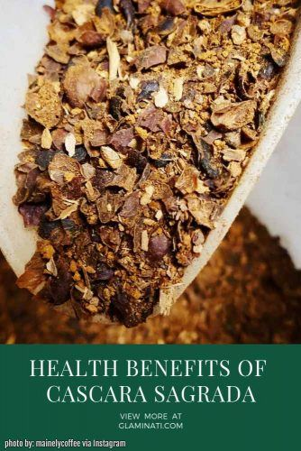 Health Benefits Of Cascara Sagrada #healthbenefits #medicinalherb