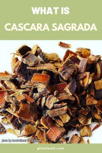 What Is Cascara Sagrada #whatiscascarasagrada