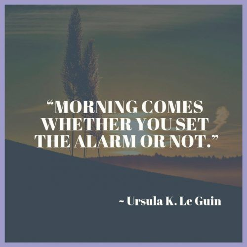 Morning Comes Anyway #insparation #insparationquotes