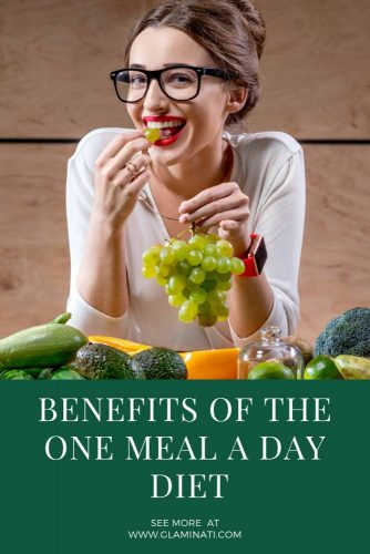 Benefits Of The One Meal A Day Diet #mealbenefits