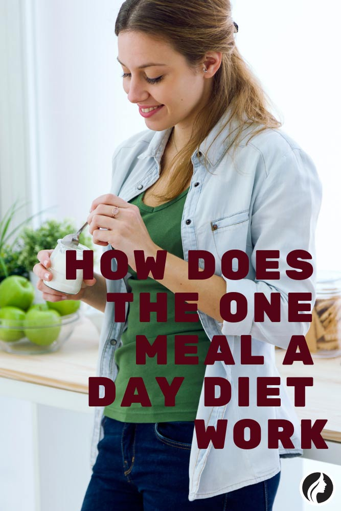 How Does The One Meal A Day Diet Work #howitwork #diet