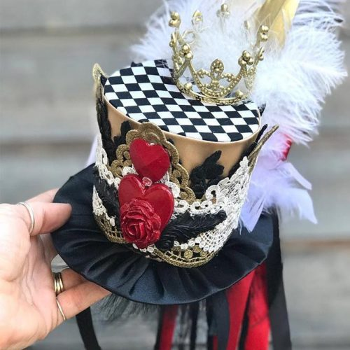 Top Party Hat With Crown #toppartyhat #crown