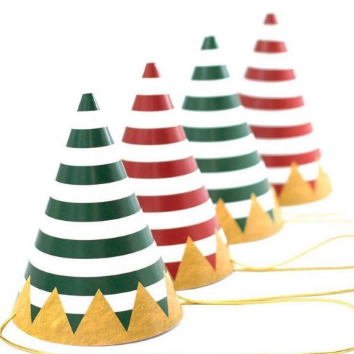 Christmas Elf Party Hats #christmaspartyhat #elfpartyhat