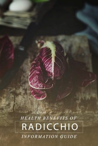 Health Benefits Of Radicchio #healthyfood #healthylife #healthyandbeauty