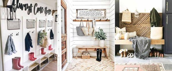 21 Perfect Mudroom Ideas To Introduce Into Your Home Design