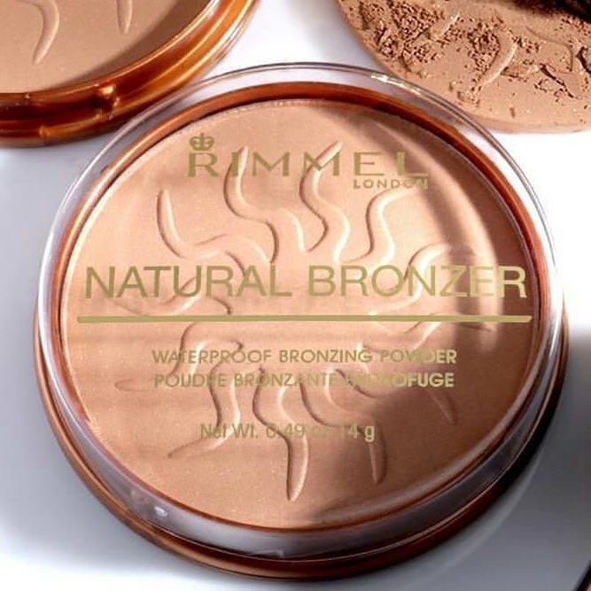 Rimmel London Natural Bronzer #rimmellondonbronzer #naturalbronzer