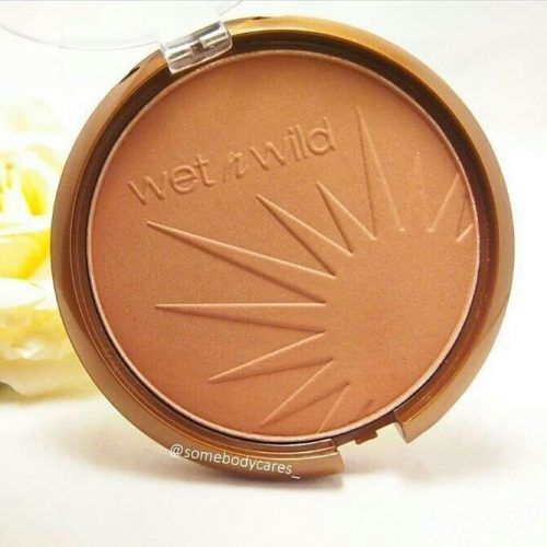 Wet N' Wild Color Icon Bronzer #wetwildbronzer