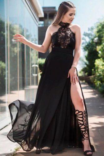 High Low Wrap Wedding Dress #highwrapdress #uniqueweddingdress
