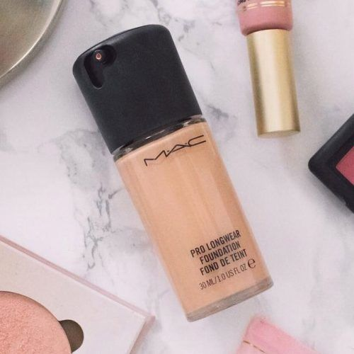 MAC Pro Longwear Foundation #longwearfoundation