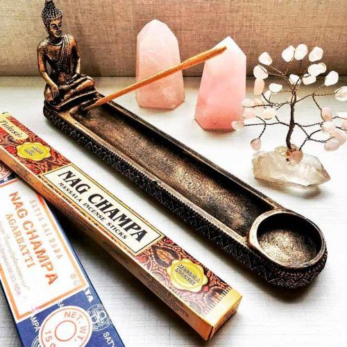 What is Nag Champa #aromasticks #aromatherapy