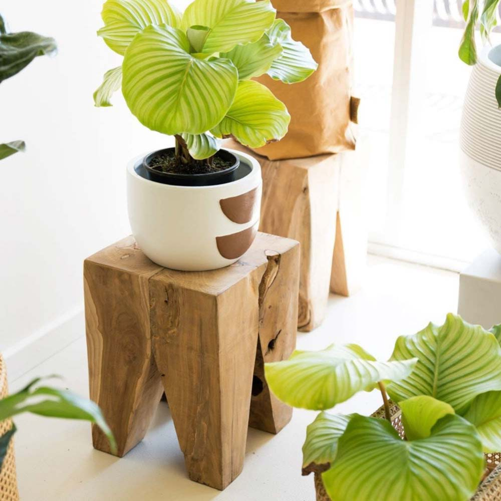 Wooden Stools Stand #woodenstools