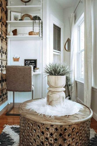 Small Sunroom With Work Space #workspace #smallsunroom