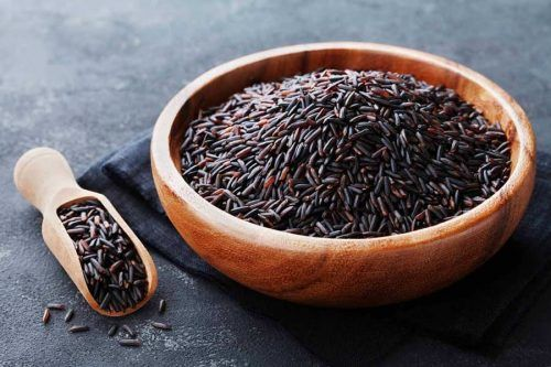 Extraordinary Health Benefits Of Black Rice