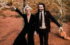 Fantastic Black Wedding Dresses To Fall In Love With