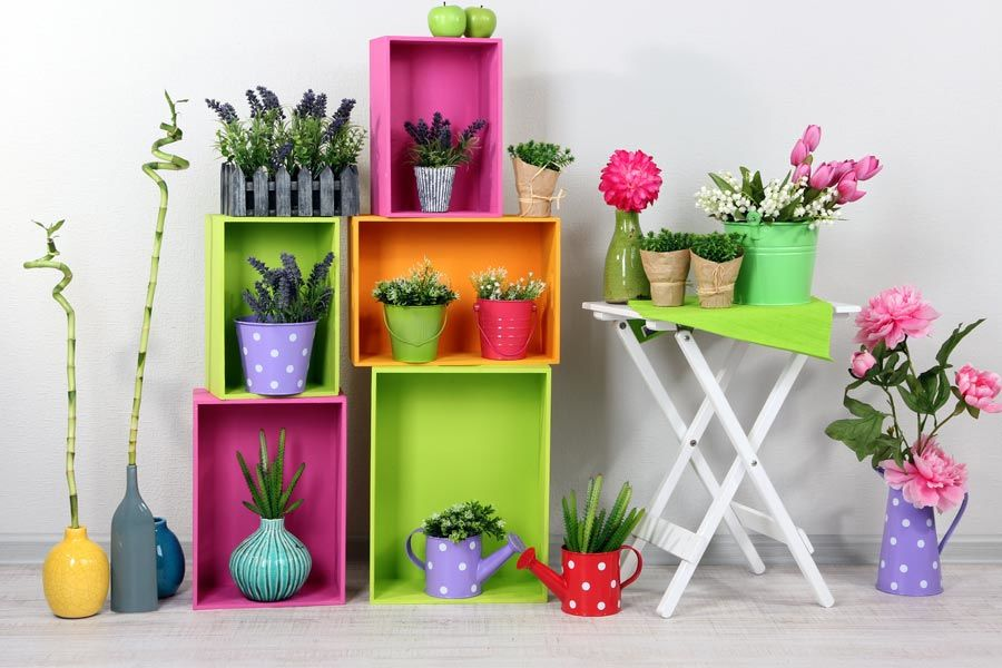 Exclusive Plant Stand Ideas To Introduce Into Your Interior