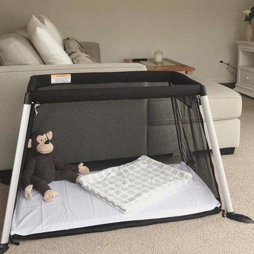 Travel Crib Gift Idea #crib