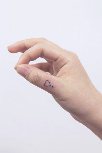 24 Top Amazing Ideas For Finger Tattoos