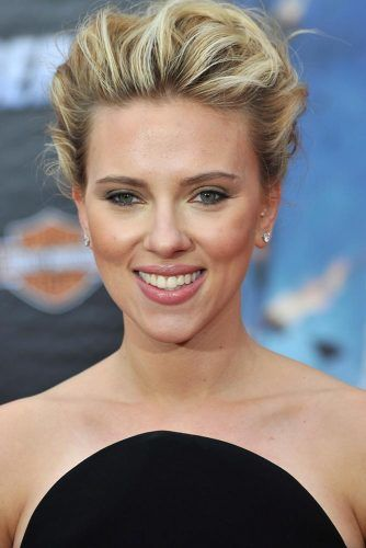 Scarlett Johansson  #hotstar #actress