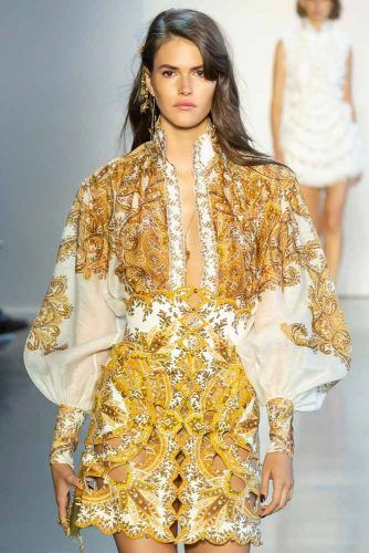 Gold Accents Collection From Zimmermann #zimmermann