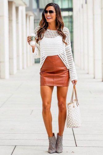 Mini Skirt #miniskirt