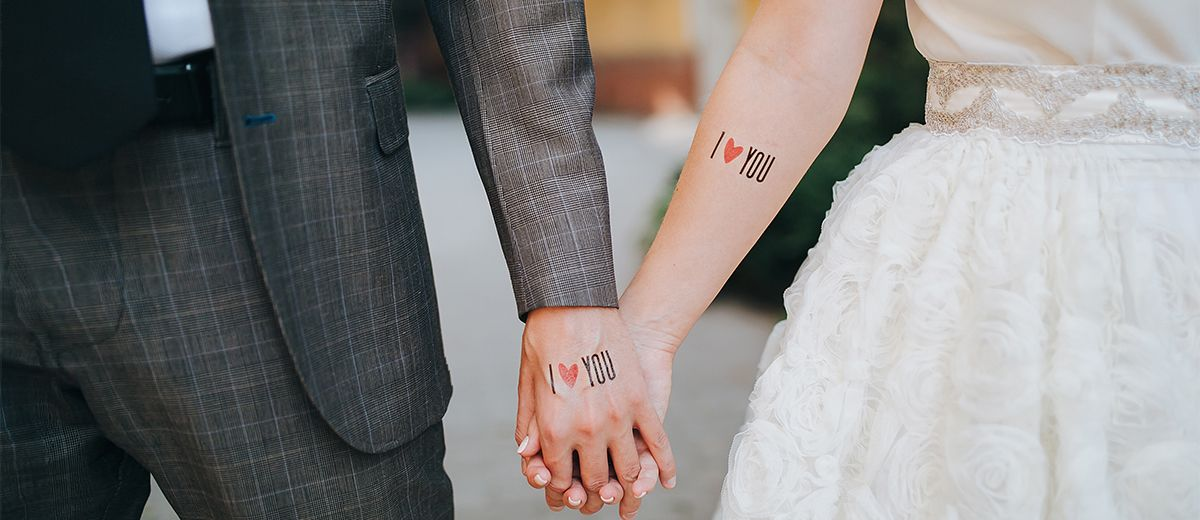 A Selection Of Meaningful Couple Tattoos For You