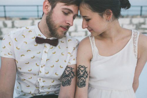 Incredible And Bonding Couple Tattoos To Show Your Passion And Eternal Devotion