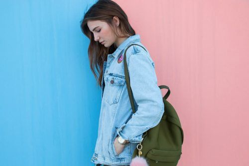The Art Of Pulling Off A Denim Jacket No Matter The Season