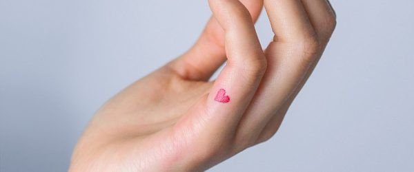 18 Top Amazing Ideas For Finger Tattoos