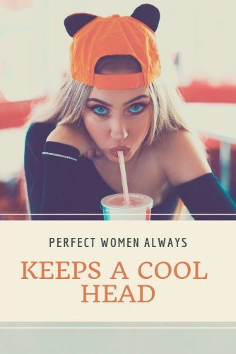 Perfect Women Is Decisive, And Her Head Is Cool When Needed #relationship #love