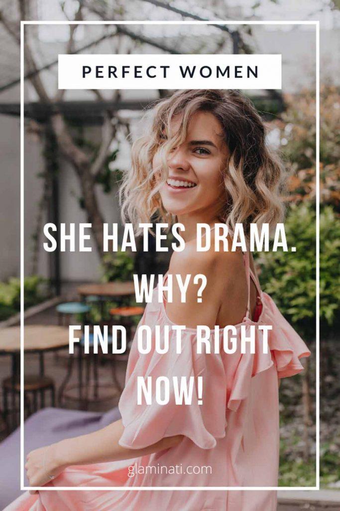 She Hates Drama #logicalgirl