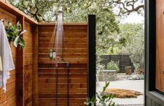 A Collection Of Outdoor Shower Ideas For Your Home