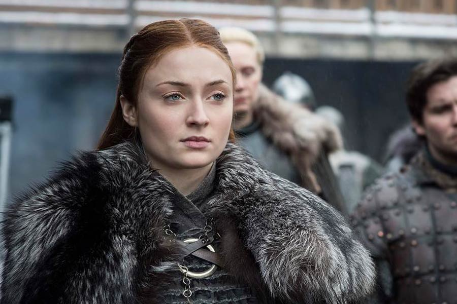 Sophie Turner as Sansa Stark Reveals Secrets About Her Character