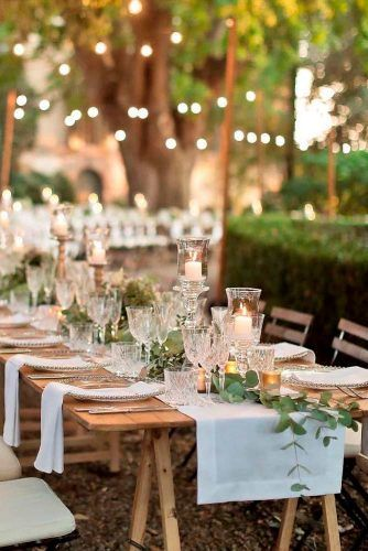 Reception Tablescape #weddingdecor #weddingyabledecor