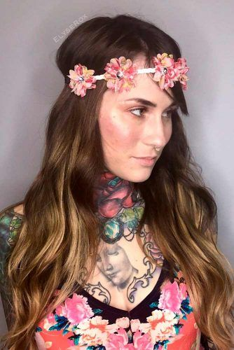 Hippie Inspired  #hippiebands #hippiehairstyles