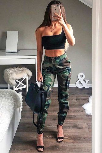 Cargo Pants Outfit #cargopants