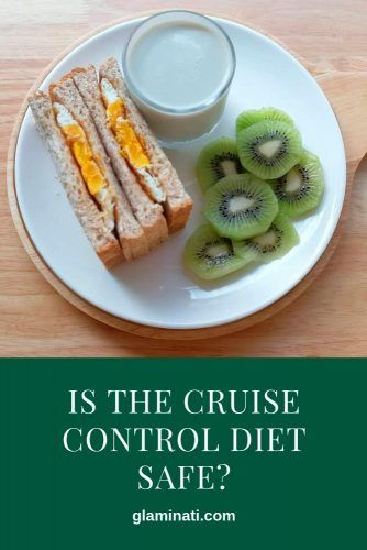 Is The Cruise Control Diet Safe? #beautytips #health #food